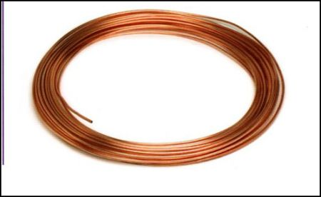 Soft Copper Tube 8mm