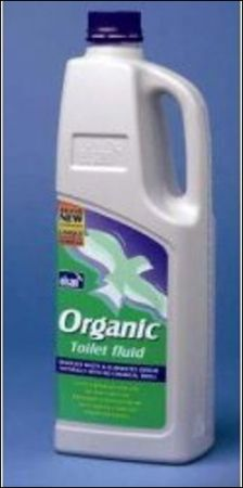 Elsan 2L Organic fluid + Toilet Bowl Cleaner
