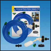 Mains Water Adaptor Kit,FREE UK DELIVERY