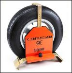 Fullstop Centurian QF Wheel Clamp