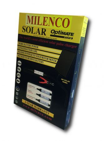 Milenco Solar Optimate Charger