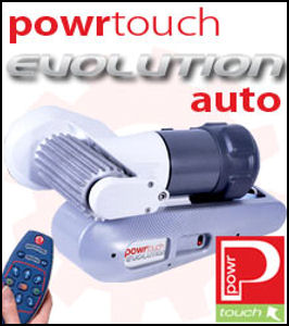 Powrtouch Evolution Auto Caravan Mover