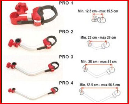 Fiamma Carry Bike Spares Fiamma Bike Blocks Pro The