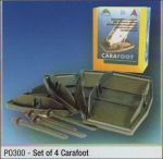 Carafoot Pack Of 4
